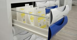 prescription filing system